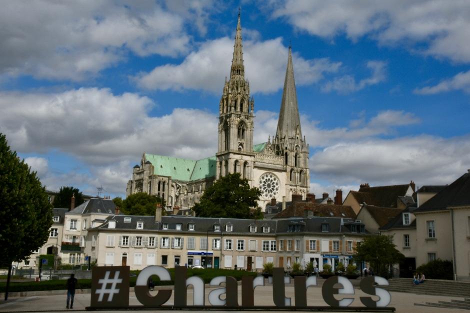 Chartes, France