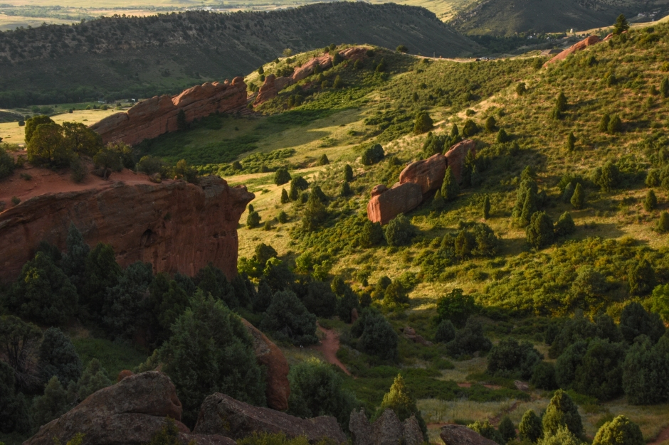 Red Rocks and Morrison Slide Trails 2019-7-31-3