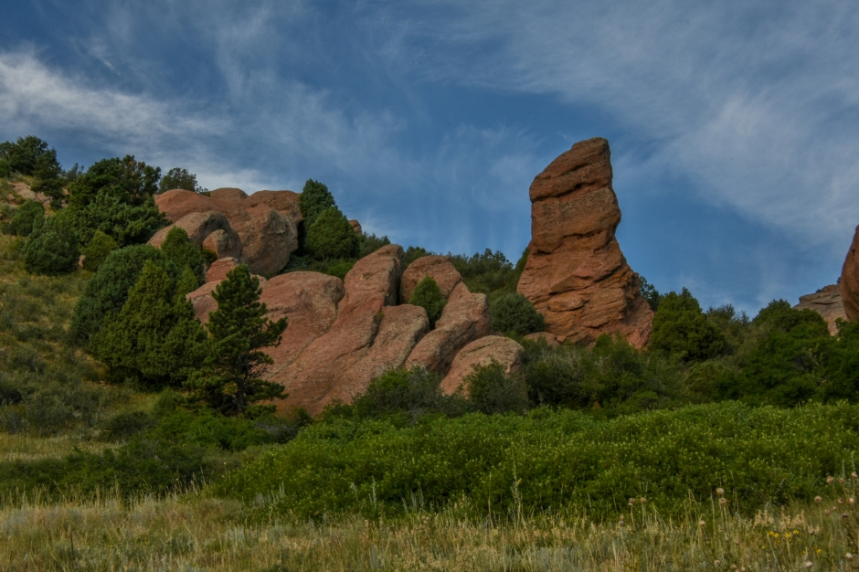 Red Rocks and Morrison Slide Trails 2019-7-31-5