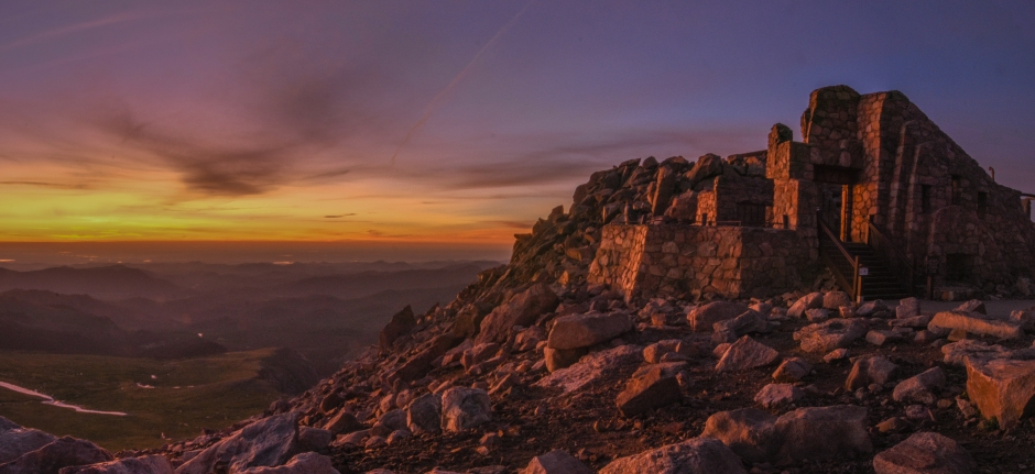 Mt Evans sunrise 2019-8-4-2