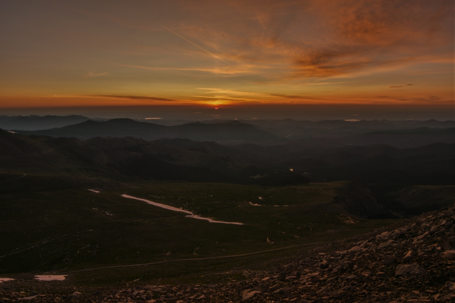 Mt Evans sunrise 2019-8-4-4