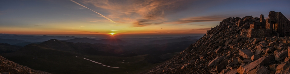 Mt Evans sunrise 2019-8-4-7