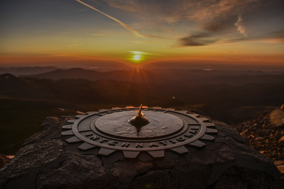 Mt Evans sunrise 2019-8-4-9